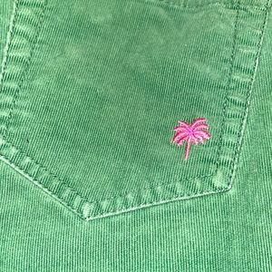 Lilly Pulitzer Corduroy Pants, Size 2